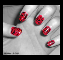 """FasHion"" NaiLs xD by giuly--chan"