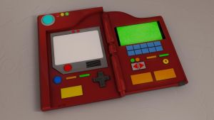 Classic Pokedex by 100SeedlessPenguins