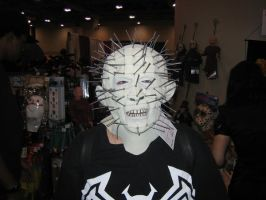 ME AT TORONT FAN EXPO 2007 13 by FUTURELISA1