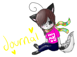 Journal Header by disowned-puppy