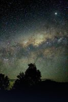 Milky Way Galaxy 2 by AlexN-Astro