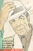 leonard Cohen by themerale
