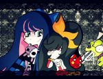 Stocking and Ashley by vaness96