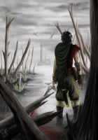 Emerging from the Swamps by bobbylouis