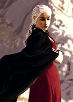 Mother of Dragons by KurtFloyd