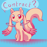 Contract? by MilleniumDream