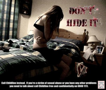 Childline - Sexual Abuse. by devotion-and-desire