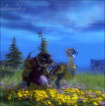 Someday....We will journey together... by Kanagosa