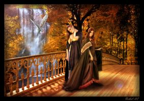 Welcome To Rivendell by Iribel