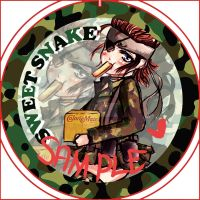 sweet snake badge by suzanna8767