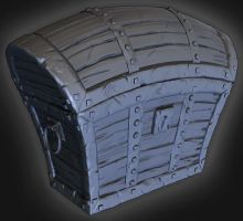 Stylized Chest by spinagain