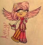 Amy: Sonic Flyers X by MACadoodleMe