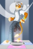 .:DDR Lion:. by That-Stupid-Dingo
