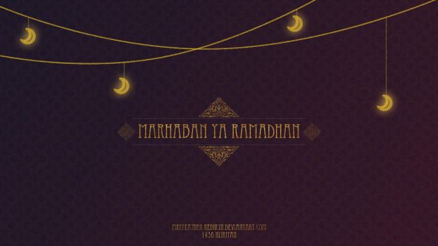 Welcome, Ramadhan by FireFeather-Rebirth