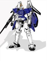 tallgeese2 version2 by frumpy