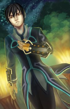 Jude - Tales of Xillia by Corrupted-Mooch