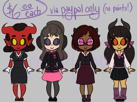 ..::ADOPTABLES 06::.. {OPEN} by ZombieComplex