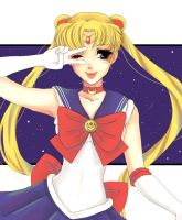 Reminisce I: Sailor Moon by CrimsonCobwebs