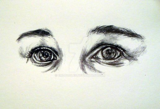Eyes by EmDoodles
