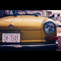 No snow on the VW by cameraflou
