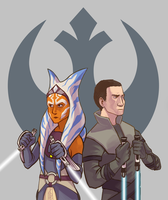 May the fourth - Rebellion by Phi8