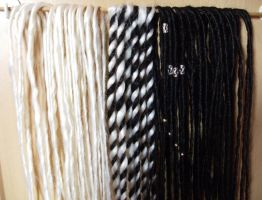 Dreads close up by terminatress