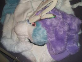 Suicune Fursuit Commish teaser by RolePlayWulf