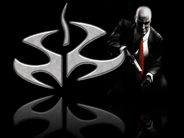 Hitman by rob2web