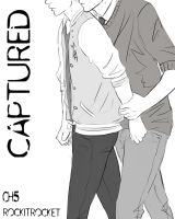 Captured Ch5 - Cover by Laurir