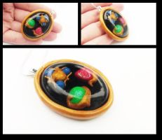 Resin Spiritual Stones by WTFcharms