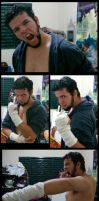 Wolverine Cosplay Reference 003 by jorcerca