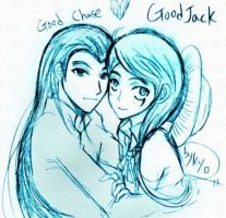 good chase-good jack by kyo52473