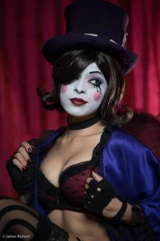 Mad Moxxi - After Hours by Enasni-V