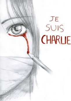 Je suis Charlie by OneAngele