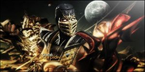 Scorpion Siggy by DirTek