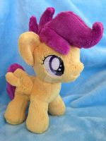 Scootaloo by perfectlyplushie