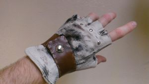 Steam Engineer's gloves by WhimsicalCaptnJ