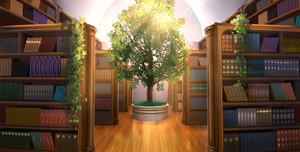 A library by Badriel