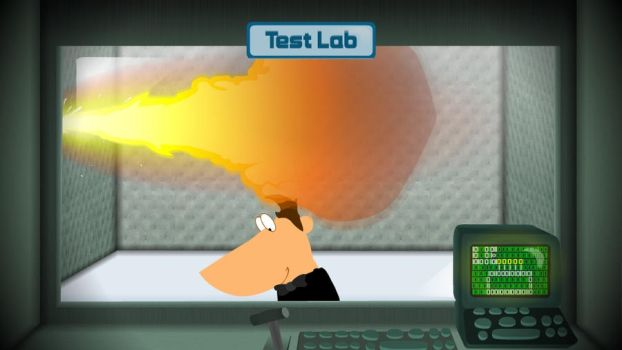 Suited - Test lab by Aniforce