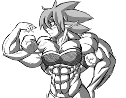 Light Flexing by MGChaser