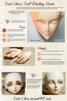 Doll Blushing Guide by Fylgjur