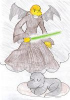 ...but for now a Jedi by Tozoku