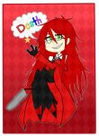 Grell Sutcliff by chikamew