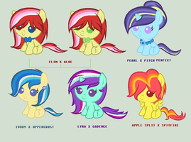 MLP CHEAP MINI AUCTIONS [OPEN] by TheAdoptableSquad