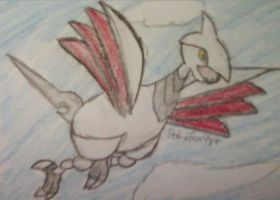 227 - Skarmory by pokefan444