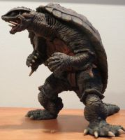 Image Gamera 96 Resin Kit by Legrandzilla