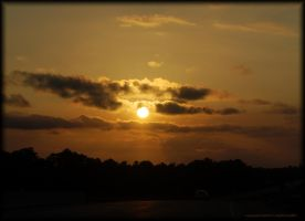 Mississippi Sunset 5-4-12 by LadyAliceofOz