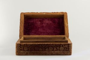 Carved Box 2 by joannastar-stock