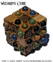 Wizards Cube 2 by MerlinOfManitou