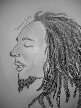 Bob Marley by Psd-Princess